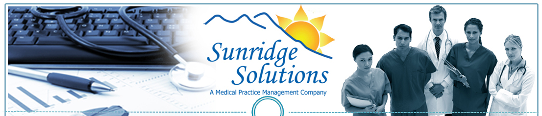 Sunridge Solutions is also an expert in behavioral health billing
